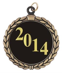 2014 medal