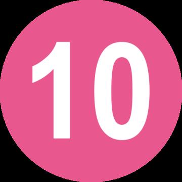 PINK 10
